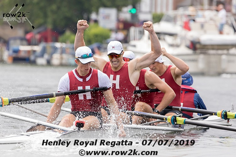 A Dream Realized - Harvard Win at Henley Royal Regatta