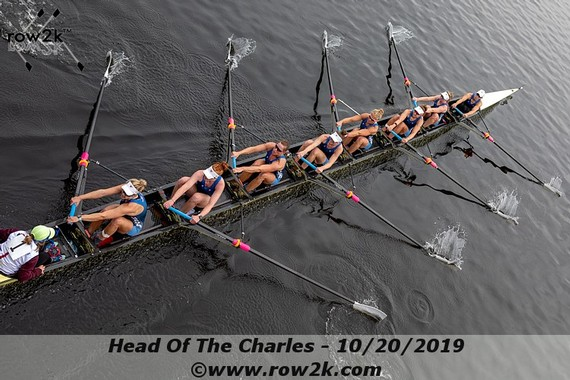row2k features: HOCR Sunday: Impressive One-Two Finishes and Near Sweeps