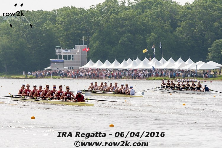 IRA Saturday: Top-Loaded Men's Semis; Light Women Join the Fray