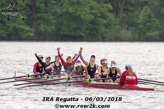 row2k features: A Little Lucky Charm, Leadership Passed Down, and a Fourth Consecutive Championship