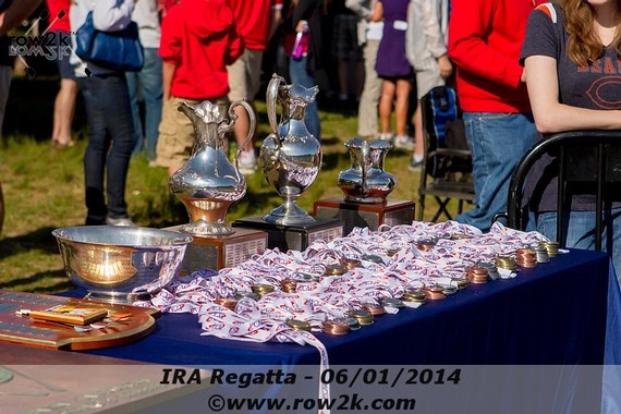 row2k features: IRA Entry List as of May 10 2021