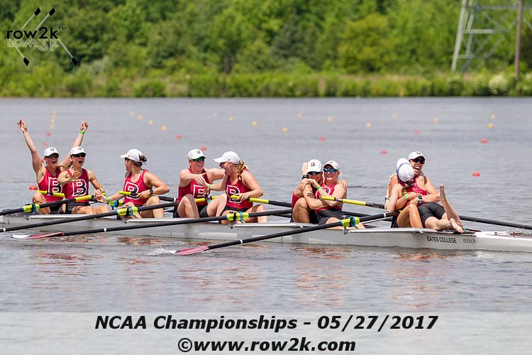 NCAA D3 Champs Crowned - Bates Takes Team Championship, Williams Wins V8