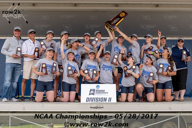 NCAA D2: Western Washington Regains Team Championship; Central Oklahoma Wins V8