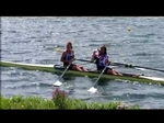 Olympic Rowing Gold. Spectator View