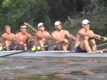 USA Olympic M8+ Morning Training Row