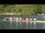 USA men's eight training - Lucerne