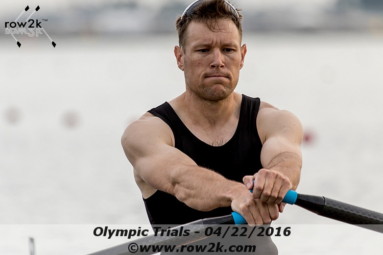 One Step Closer to Rio: Olympic Rowing Trials Heats