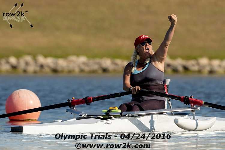 Paralympic Trials: Scullers Stage Comeback for Rio