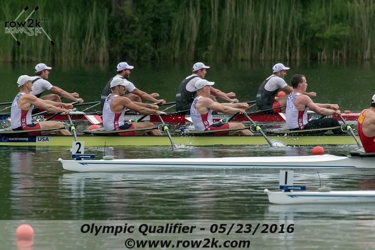 Olympic Qualifier Monday: One Step Closer