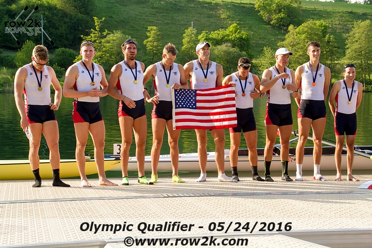 Olympic Qualifier Tuesday: Rio Dreams Realized