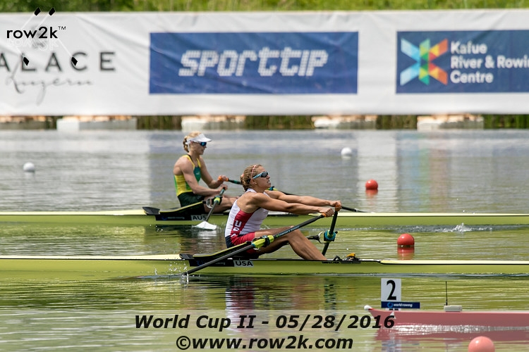 World Cup Saturday: All Business in Lucerne