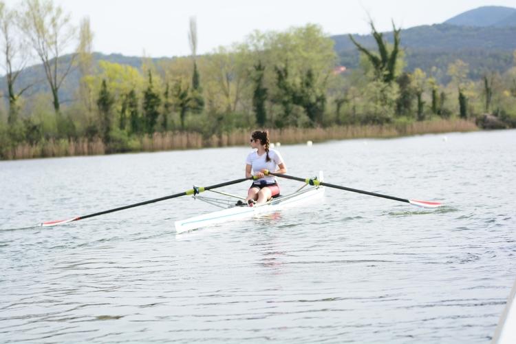 row2k Starting Five: Nadia Negm (Egypt W1x) - Olympic Games coverage    row2k.com