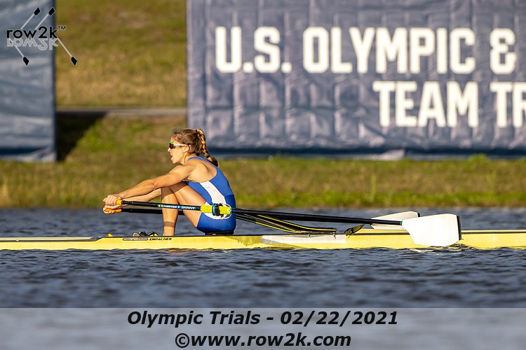 Olympic Trials I - Monday: Bumps, Buoys and Burnouts