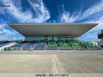Empty Grandstands - Click for full-size image!