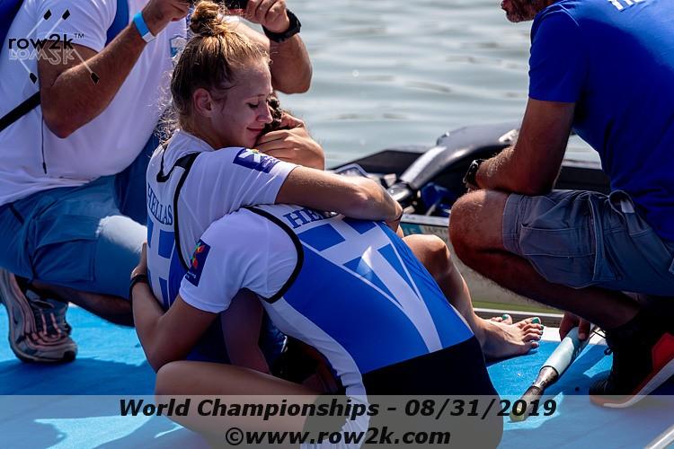 row2k ξεκινώντας από τις πέντε: Christina Bormo της Ελλάδας