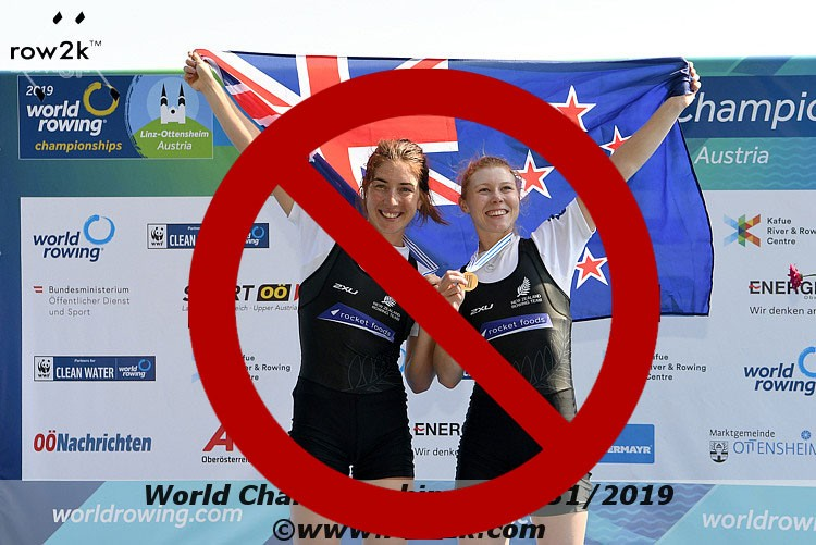 Olympics Update IV: NZ Out, Canada In, W4x Invites Out, Virtual Sports In