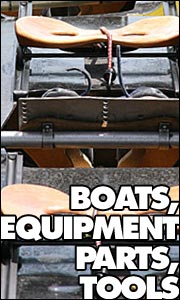 Boats, Equipment, Parts, Tools