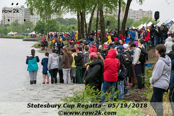 row2k features: Stotes 2018: Regatta Heroics, in Every Sense of the Word
