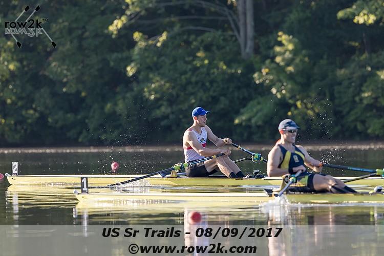 leonard futterman rowing