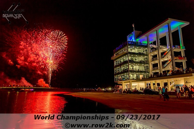 From Idea to Project to World Class Venue: Time For Racing at The 2017 World Championships